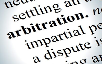 THIS IS WHY ARBITRATION BECOME POPULAR